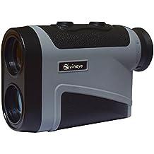 Golf telémetro, Bluetooth compatible Laser Range Finder con altura, ángulo, medición de distancia horizontal perfecto para la caza, Golf, Ingeniería encuesta