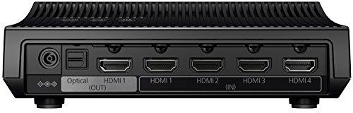 Bild 46: Epson EH-TW6100 3D Heimkino 3LCD-Projektor (Full HD 1080p, 2.300 Lumen Weiß & Farbhelligkeit, 40.000:1 Kontrast, 2x HDMI (1x MHL), inkl. 1x 3D Brille) schwarz