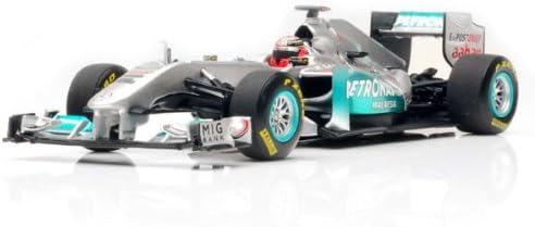 PMA 1/43 Mercedes GP F1 Team Showcar 2011 2011 2011 [M.Schumacher] e589f6