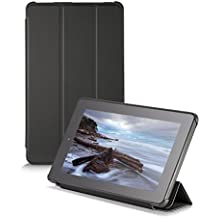 "NuPro Fire Slim Standing Case (7"" Tablet, 5th Generation - 2015 release), Black"