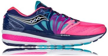 Saucony Hurricane Iso 2, Zapatillas de Running para Mujer
