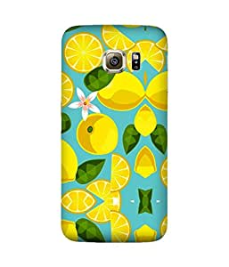 Lemons-1 Samsung Galaxy S6 Edge Case