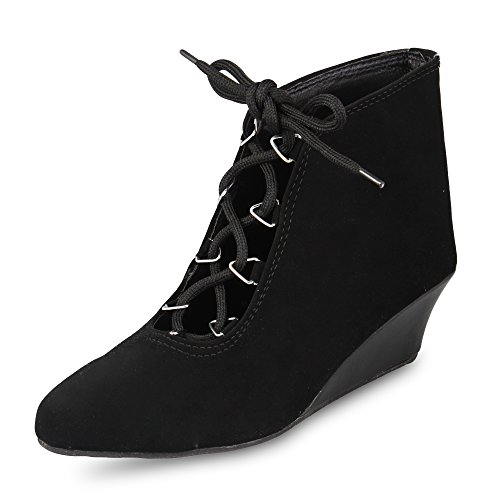 ANAND ARCHIES Women's Boots AA-181-BLACK-36