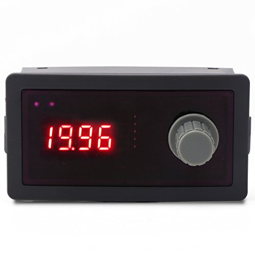 Droking 4-20mA DC12V 24V Signalquelle Signalgenerator, Konstantstromquelle 0,01mA Potentiometer Einstellbares, CC Netzteil Signalgenerierung mit Polaritätsschutz