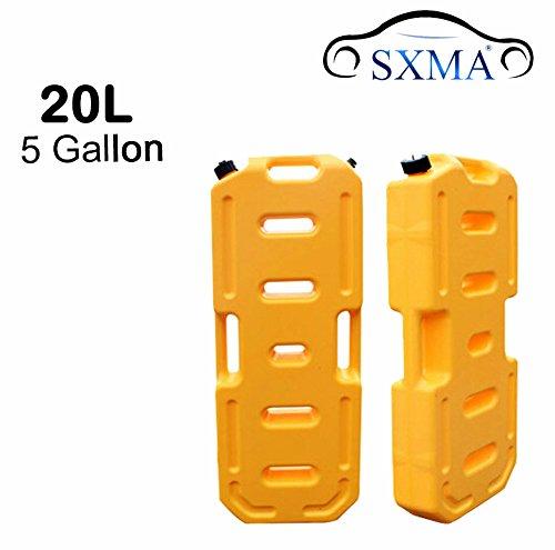 sxma 10L 20L 30L Gelb Kraftstoff-Öl Tank Dosen Ersatz Kunststoff Benzin