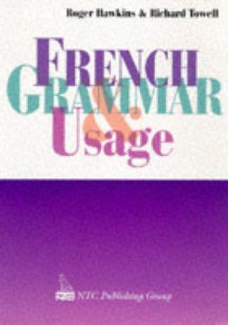 French Grammar & Usage by Roger Hawkins (1997-03-01)