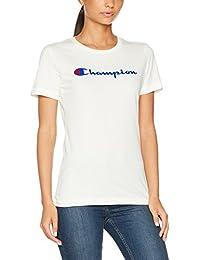 Champion Women's Crewneck T Shirt