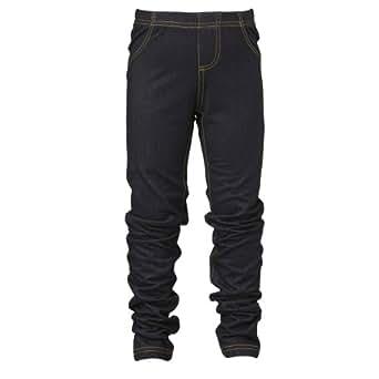 Lego Wear - Jeans Fille - Bleu - Bleu (Marine) - FR : 4 ans (Taille Fabricant : 104) (Brand size: 104)