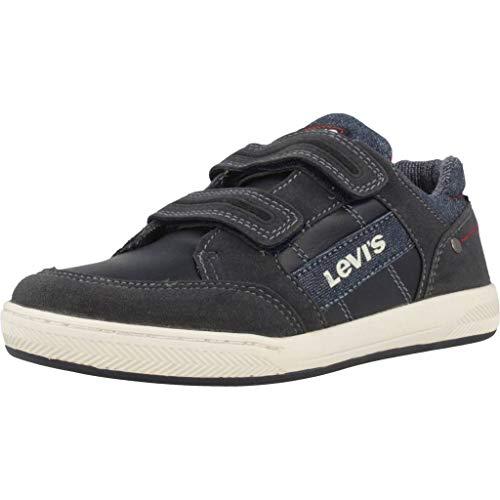 Zapatillas para niño, Color Azul, Marca LEVI'S, Modelo Zapatillas para Niño LEVI'S Madison Low Azul