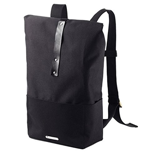 Unisex Adult Backpack Rucksäcke, Black, 16 x 30 x 55 cm ()
