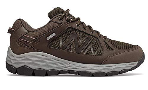 New Balance 1350 Shoe Women's Walking 10.5 Chocolate Brown-Grey