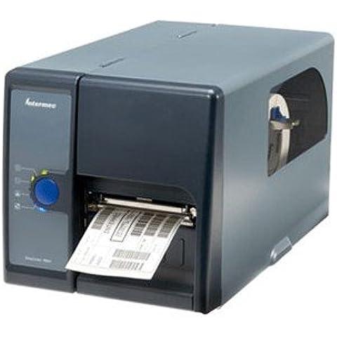 Intermec PD41 - Impresora de etiquetas (Térmica directa, 150 mm/seg, Ethernet, 8 MB, 21,3 cm, Gris)