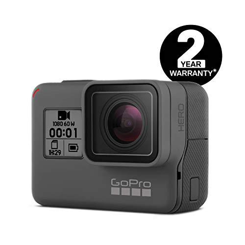 GoPro Hero Action Camera (Black) with Chesty and Shorty - Bundle Pack