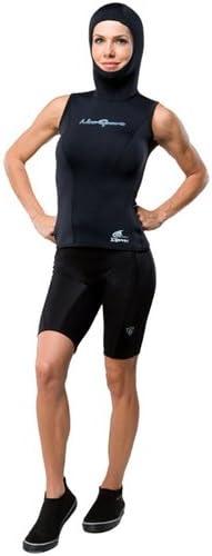 NeoSport Wetsuits Wetsuits Wetsuits donna' s Xspan 5 3 mm con cappuccio gilet, donna, neroB001P4FQFYParent | Per tua scelta  | Eccellente  Qualità  | Qualità Eccellente  6345ed
