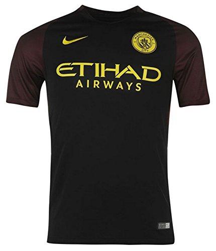 Trikot Nike Manchester City 2016-2017 Away (Schwarz, L) Manchester City Yaya Toure