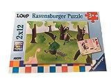 Ravensburger Puzzle 12 Teile - 2 Puzzles - Loup