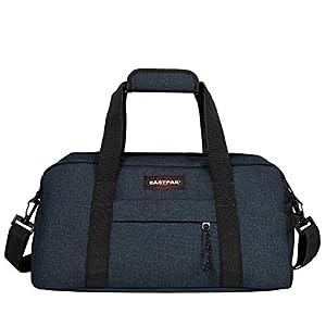 Eastpak Compact + Bolsa de Viaje, 44 cm, 24 Liters, Azul (Cloud Navy)
