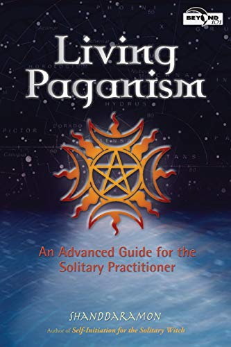 Living Paganism: An Advanced Guide for the Solitary Practitioner (Beyond 101) (English Edition)