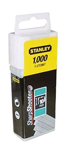 STANLEY 1-CT305T - Grapa tipo 300-8mm - 1000u. grapadora