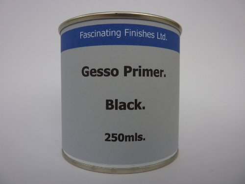 1-x-250ml-black-gesso-primer-for-oil-acrylic-paints-for-canvas-wood-card