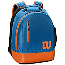 WILSON Mochila Youth Backpack Azul Naranja