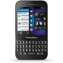 """Blackberry Q5 - Móvil libre (pantalla táctil de 3.1"""", cámara 5 Mp, 8 GB, procesador de 1.2 GHz, 2 GB de RAM,  S.O. BlackBerry OS 10.1), color negro"""