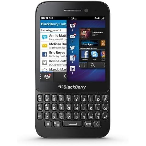 Blackberry Q5 - Móvil libre (pantalla táctil de 3.1