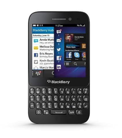 Blackberry Q5 NFC LTE Smartphone Compact
