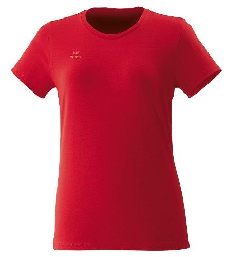 Erima Basic Line T-shirt Femme Rouge
