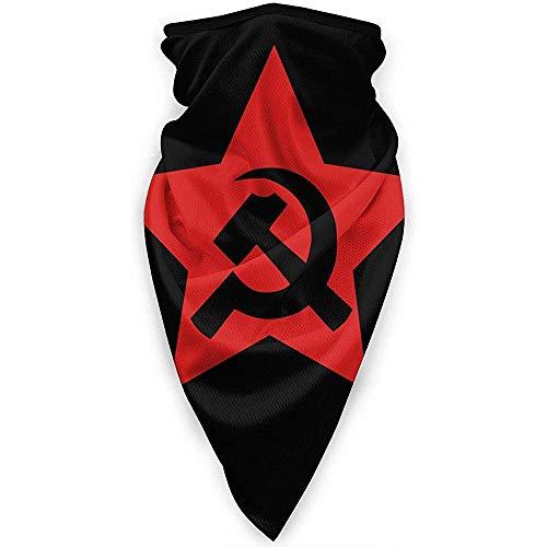 Benson Masefield Comunista URSS Martillo Hoz Cuello