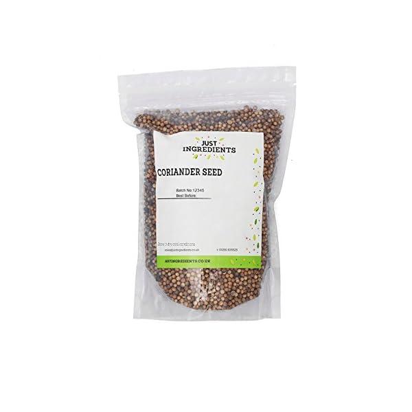 JustIngredients Premier Coriander Seeds Tub 350 g 1