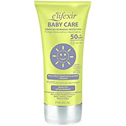 E'LIFEXIR BABY CARE CREMA SOLAR MINERAL PROTECTION 50+ (100 ML)