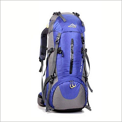 Outdoor-Paket Profi-Bergsteigen-Tasche Wander-Ausflug Camping-Tasche Großer Kapazitäts-Umhängetasche Outdoor-Rucksack 1