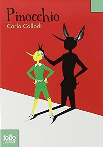 Aventures de Pinocchio (Folio Junior) (French Edition) by Collodi, Carlo
