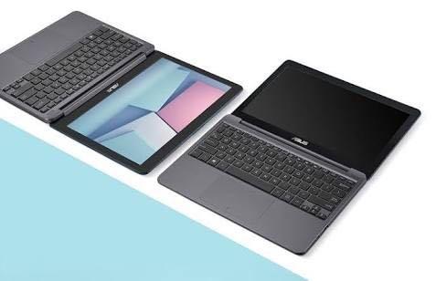 Asus Vivobook E12 E203NAH-FD010 Laptop (DOS, 2GB RAM, 500GB HDD) Blue Price in India