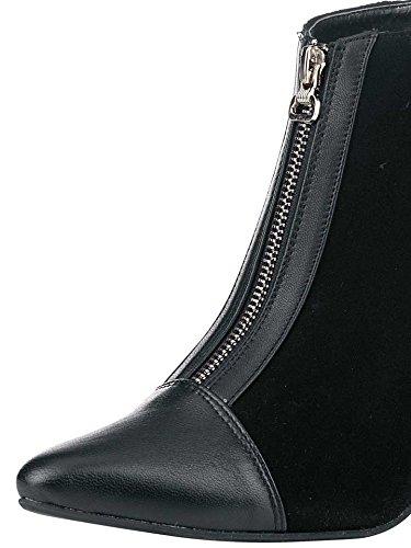 Bottines Femmes en cuir de Andrea Conti Noir