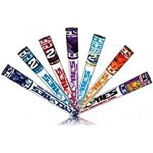 """5 x CYCLONES """"clara"""" rodaron conos de varios sabores en transparente vende TRENDZ, MIX"""