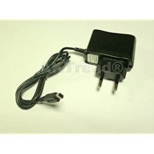 AKTrend® Nintendo DSi/NDXL/3DS Ladekabel/Ladegerät Stromladegerät AC Adapter
