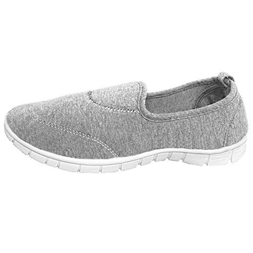 Foster Footwear, Sneaker donna Grey