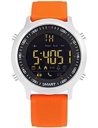 Reloj elegante Resistente al Agua Calorías Quemadas Podómetros Información Control de Mensajes Control de Cámara Deportes
