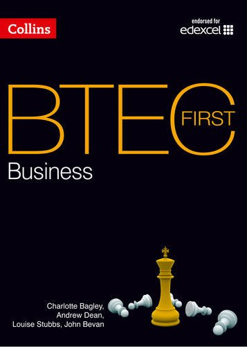 BTEC First Business 2012 - BTEC First Business: Student Book
