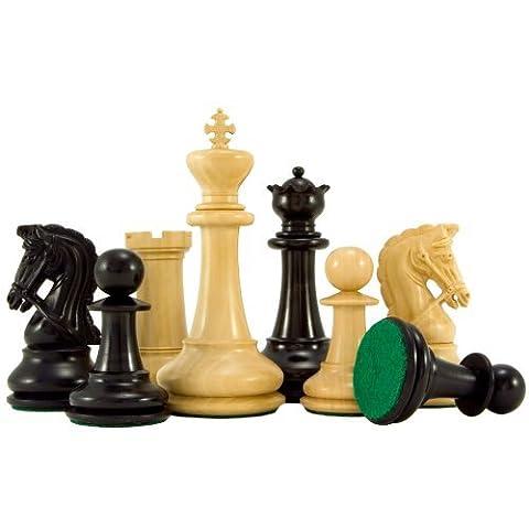 Monarch Series Ébène et Boitier en bois