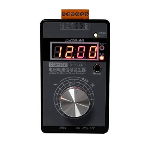 KunmniZ generador señal mano ajustable voltaje corriente