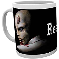 GB eye LTD, Resident Evil, Zombie, Taza