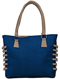 Darash Fashion Women's Handbag - Blue, Bag-Nks-12