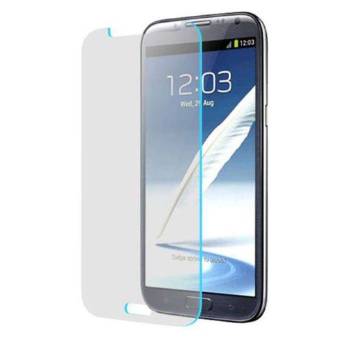 Protector pantalla cristal templado anti golpes para Samsung Galaxy Note 2 N7100...