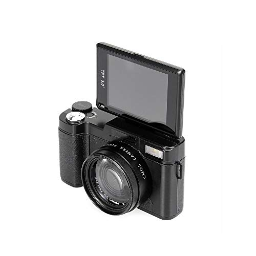 Yameijia lcd full hd 24mp fotocamera digitale video 1080p videocamera cmos video lens + filtro mini fotocamera digitale