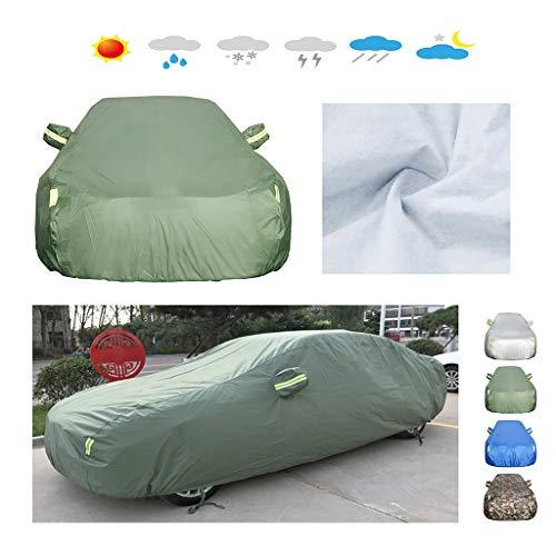 Compatibile con la copertura Auto BMW Z4, impermeabile protezione solare antigelo ispessimento cotone pesante velluto Fodera copertura dell'automobile, 4 colori ( Color : C , Size : 2.5/3.0SI )