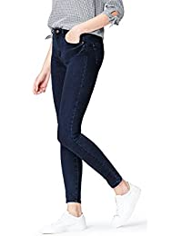 Marque Amazon - find. Jean Skinny Taille Normale Femme