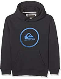 Quiksilver Big Logo Hood Youth Sweat à Capuche Garçon